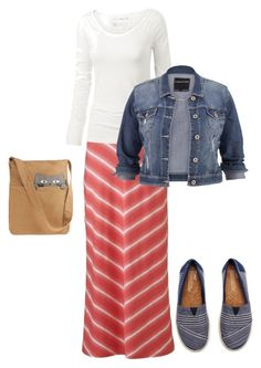 """Untitled #117"" by aaronjillthomas ❤ liked on Polyvore featuring Sonoma life + style, Fat Face and maurices"