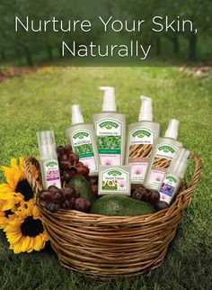 Nurture Your Skin, Naturally with Nature's Gate's new Facial Care Collection. http://www.natures-gate.com/Shop/Catalog?category=308