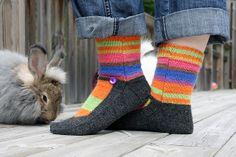 Ravelry: Shoes + Socks = True pattern by Frida Åberg