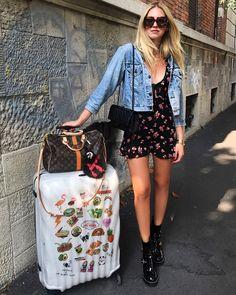 "316 mil Me gusta, 981 comentarios - Chiara Ferragni (@chiaraferragni) en Instagram: ""French mood for the weekend in Monte Carlo #TheBlondeSaladGoesToMonteCarlo"""