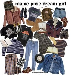 and then she spits on this trope by crushing the patriarchy with her left left boot 90s Fashion Grunge, Grunge Outfits, Fashion Outfits, Hipster Outfits, Casual Outfits, Style Année 90, Looks Style, Look Retro, Look Vintage