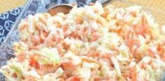 Εύκολη σαλάτα για απώλεια βάρους Greek Recipes, Potato Salad, Cabbage, Potatoes, Vegetables, Health, Ethnic Recipes, Workout, Food