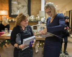 My source of inspiration- passionate designers! At Kravet event in Chicago. #candiceolson