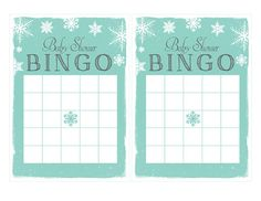 Hey, I found this really awesome Etsy listing at https://www.etsy.com/listing/207781898/printable-baby-shower-bingo-game-for
