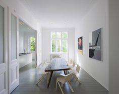 PIERRE JORGE GONZALEZ / JUDITH HAASE / ATELIER ARCHITECTURE & SCENOGRAPHY – PETER HEIMER SHOWROOM & PRIVATE RESIDENCE