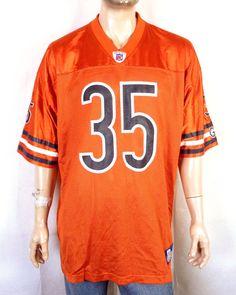 euc Reebok On Field Equipment Anthony Thomas Jersey NFL Chicago Bears MINT  sz XL  Reebok  ChicagoBears bcac38b86
