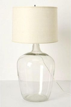 10 easy pieces: Glass Table Lamps