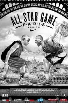 All-Star Game by Ugo Gattoni | Agent Pekka