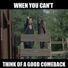 The Walking Dead funny meme