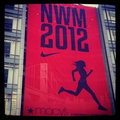 "NWM 2012 BEST RACE EVER""!!! <3"