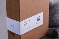 Albdoc minimal packaging