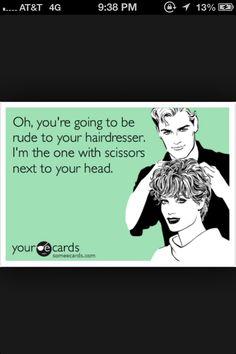 Hair problems!!