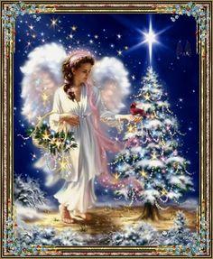 CHRISTMAS ANGEL ~~~~