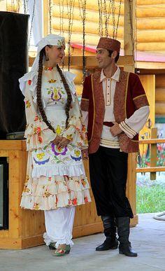 Tatar folklore in Kazan, Russia