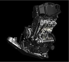 Triumph 675 Engine