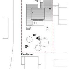 photos de maisons de style de style moderne construction dune maison individuelle vern sur seiche 35 sur atelier - Plan De Construction D Une Maison