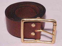 8 Best Men's Leather Belts images | Italian leather belt