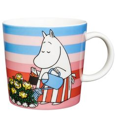 Moomin Mugs from Arabia – A Complete Overview Tove Jansson, Moomin Mugs, Marimekko, Mumi, Finland, Snoopy, Pottery, In This Moment, Heart Eyes