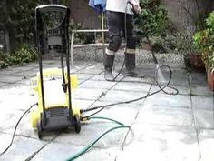 Gardening and Jetwashing