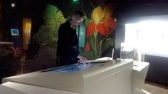 Exposition Darwin l'Original à la Cité des sciences et de l'Industrie - Juillet 2016 Radiation Exposure