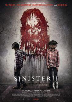 HORROR-PREVIEW: SINISTER 2 * Fr., 11. September * Beginn: 22.30 Uhr * Infos & Tickets: www.thega-filmpalast.de #thega #filmpalast