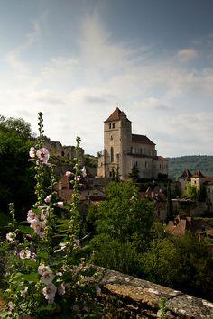 St.-Cirq-Lapopie, Dordogne, France