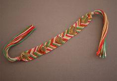 The Red Dress: Le DIY du dimanche #3 Des bracelets d'amitié customisés!