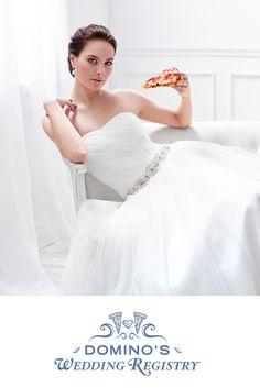 Introducing a wedding registry for people who love pizza. Our Wedding, Wedding Venues, Wedding Photos, Dream Wedding, Wedding Designs, Wedding Styles, Wedding Consultant, Newlyweds, Just In Case