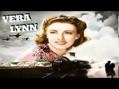 On this day 1917 Dame Vera Lynn was born. Known during the second WW as the Forces Sweetheart.  ▶ The White Cliffs of Dover - Vera Lynn (1942)