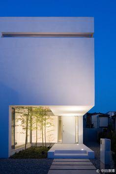 Rino Imóveis - Registro SP - The best real estate in the region - Japanese architecture - Architecture Du Japon, Minimal Architecture, Residential Architecture, Contemporary Architecture, Interior Architecture, Sustainable Architecture, Contemporary Design, Pavilion Architecture, Architecture Portfolio