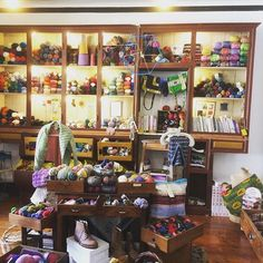 Wow.... all the wool!! #Portuguese #retrosariarosapomar #lisbon #portugal #wool #yarn #molliemakes #craft #creative #creativeworld #crafty #knit #knitting #pompom #weave #woven #woolly #fringing #colour #outofoffice #travelling #explore #flyaway