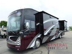 New 2016 Thor Motor Coach Tuscany XTE 40BX Motor Home Class A - Diesel at General RV | Wayland, MI | #123803