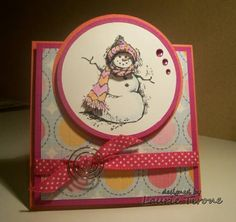 In the Pink Snowman