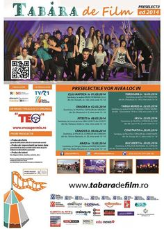 Preselectie pentru Tabara de Film la Iasi | iasifun.ziaruldeiasi.ro