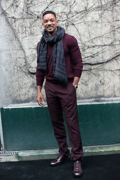 PARIS FASHION WEEK 2014 | STREET STYLE | WILL SMITH