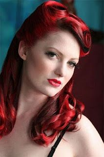 Miss Happ Rockabilly and Pin Up Clothing: What is pin up style?