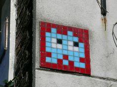 #spaceinvader #streetart #art #Amsterdam