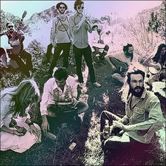 Edward Sharpe & The Magnetic Zeros.. Such good vibes