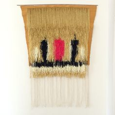 Wall hanging no:4 by FAULT LINES.