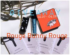 Giveaway by Ami Beauty Unearthly - Rouge Bunny Rouge / Розыгрыш у Ами часть VII http://beautyunearthly.blogspot.com/2014/07/giveaway-by-ami-beauty-unearthly-rouge_24.html