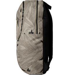 Geo/Black/Black Rubber Nelson Backpack