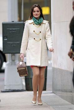 Blair Waldorf from gossip girl