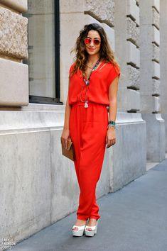 Easy Fashion: Nour - Rue Cambon - Paris