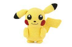 Amigurumi Patterns Pikachu : Crochet pattern pikachu amigurumi free crochet and pokémon