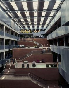 BBC Scotland at Pacific Quay, David Chipperfield Architects | Glasgow | United Kingdom | MIMOA