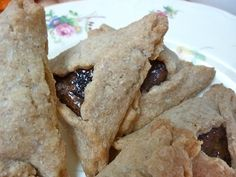 Spelt Brown Sugar Hamantashen with Red Currant Agave Filling | Community Post: 32 Crazy Hamantaschen For Purim