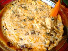 SPLENDID LOW-CARBING BY JENNIFER ELOFF: CARAMELIZED SWEET ONION DIP - very addictive!  I made it twice in a row! :) ~ Visit us for more great recipes at: https://www.facebook.com/LowCarbingAmongFriends AND https://www.facebook.com/LowCarbHitParade