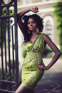 Just a beautiful woman...  sika designs, blossom collection.