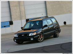 Subaru SF5 STi