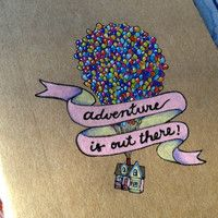 This would be an amazing tattoo. disney pixar up tattoo - Google Search